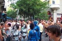 Street Parade a Zurich