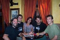 Bebent birres amb en Manolo de villingen