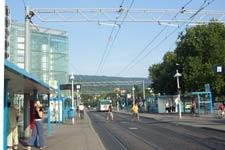 El tramvia a Heidelberg
