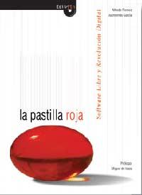 La portada de la pastilla roja