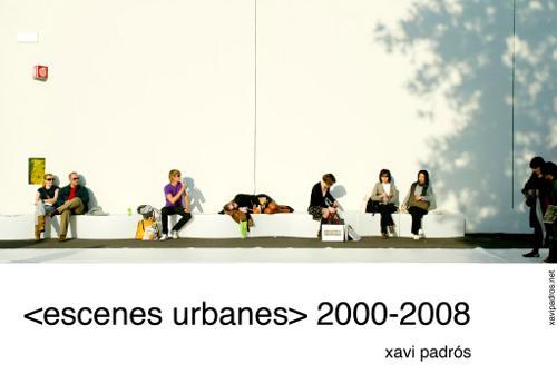 Exposició Fotografia de Xavier Padrós  Escenes Urbanes 2000 - 2008 al FAD