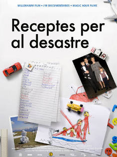 Recipes For Disaster Movie Poster