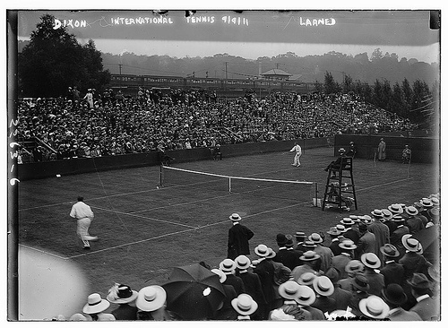 CC Intern'l Tennis, Dixon VS. Larned (LOC)